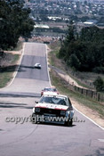 82879  - Bob Holden & Neville Bridges, Ford Escort 2Ltr GL -  James Hardie 1000  Bathurst 1983