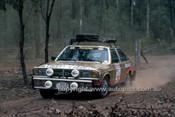 79564 - Gerd Behret, Erich Schmidt, Werner Schmid, Audi 100 SE - 1979 Repco Reliability Trial