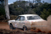 79559 - Peter Glennie, Mike Shaw, Ken Amos, Datsun SX - 1979 Repco Reliability Trial