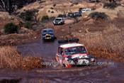 79556 - Des Craig, Bernard Wansbrough, Morris Cooper 'S' - 1979 Repco Reliability Trial
