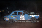 79553 - Rob Barkell, Tom Breese, Ford Escort - 1979 Repco Reliability Trial