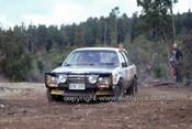 79549 - Bill Johnston, Allan Marsh, Mazda R100 - 1979 Repco Reliability Trial