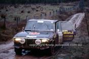 79547 - John Birrell, Brian Smith, Rosemary Nixon, Renault 16TS - 1979 Repco Reliability Trial