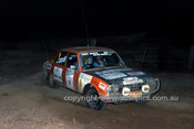 79538 - Norm Saville, John Fyvie, Peter Harris, Peugeot 504 - 1979 Repco Reliability Trial