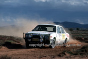 79537 - Kevin Mason, Les Hicks, Bruce Horley, Holden Commodore - 1979 Repco Reliability Trial