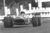 Chris Amon  -  Ferrari Dino V6  Sandown  1968 - Photographer David Blanch