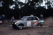 79533 - Doug Minett, Doug Chapple, Don Watson, Datsun 1600 - 1979 Repco Reliability Trial