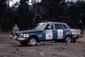 79528 - Barbara Beveridge, Anne Heaney, Lynn Jarman, Volvo 244DL  - 1979 Repco Reliability Trial