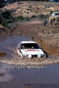 79527 - Brett Goldsborough, Peter Flanagan, Phillip Grounds, Holden Commodore  - 1979 Repco Reliability Trial