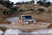 79526 - Peter Lockhart, Des Dunstan, Ian Finlayson, Holden Commodore  - 1979 Repco Reliability Trial