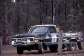 79518 - Ron Clyborne, Jim Hayes, Allen Turton, Ford Pick-up  - 1979 Repco Reliability Trial