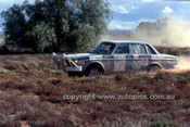 79510 - Ross Dunkerton, Peter McKay, Geoff Jones, Volvo 244 - 1979 Repco Reliability Trial