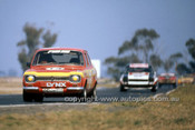 76100 - Bob Holden, Escort - Calder 1976 - Photographer Peter D'Abbs