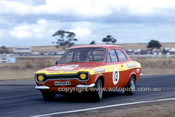 75083 - Bob Holden, Ford Escort - Calder 1975 - Photographer Peter D'Abbs