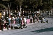 67617 -  Jo Siffert  Cooper-Maserati - Monaco Grand Prix 1967 - Photographer Adrien Schagen