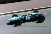 67616 -  Johnny Servoz-Gavin  Matra-Ford - Monaco Grand Prix 1967 - Photographer Adrien Schagen