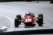 67612 -  Lorenzo Bandini  Ferrari - Monaco Grand Prix 1967 - Photographer Adrien Schagen