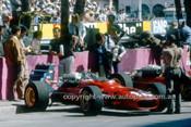 67611 -  Lorenzo Bandini  Ferrari - Monaco Grand Prix 1967 - Photographer Adrien Schagen