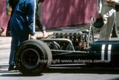 67607 -  Pedro Rodriguez  Cooper-Maserati - Monaco Grand Prix 1967 - Photographer Adrien Schagen