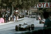67606 -  Denny Hulme  Brabham-Repco - Monaco Grand Prix 1967 - Photographer Adrien Schagen
