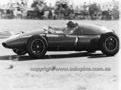 60520 - Alec Mildren, Cooper T51 / Maserati 2.5L - Australian Grand Prix, Lowood 1960