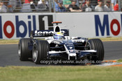 208503 -  Nico Rosberg  Williams-Toyota - 3rd Place AGP 2008 - Photographer Marshall Cass