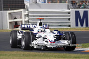 208502 -  Nick Heidfeld  BMW Sauber - 2nd Place AGP 2008 - Photographer Marshall Cass