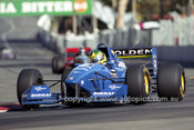 200508 -  Ralf Schumacher  Williams-BMW - 3rd Place Australian Grand Prix, Melbourne 2000 - Photographer Marshall Cass