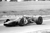 Chris Amon  -  Dino Ferrari V6  Sandown  1968 - Photographer David Blanch