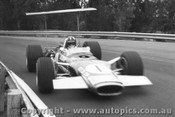 Graham Hill - Lotus 49  -  Tasman Series 1969 - Warwick Farm