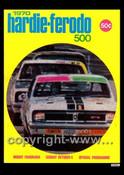 707 - Bathurst Programme 1970