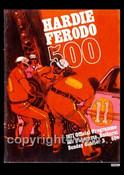 708 - Bathurst Programme 1971