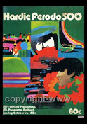 709 - Bathurst Programme 1972