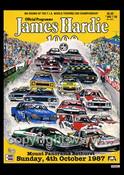 724 - Bathurst Programme 1987
