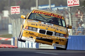 96030 - Cameron McLean, BMW 318i - Indy 1996 - Photographer Marshall Cass