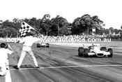 Kevin Bartlett 1st / Max Stewart 2nd  -  Tasman Series 1970 - Warwick Farm