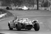 69238 - D. Cribbin, Lotus 7 - Warwick Farm 1969 - Photographer Lance J Ruting.