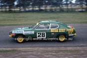 76110 - Dick Johnson, Ford Capri - Lakeside 1976 -  Martin Domeracki Collection