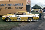 76111 - Bob Jane, Holden Monaro - Lakeside 1976 -  Martin Domeracki Collection