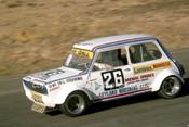 78072 - Dean Gail, Mini - Amaroo Park 1978 - Photographer Lance J Ruting
