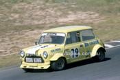 78080 - Rocky Canto, Morris Mini - Amaroo Park 1978 - Photographer Lance J Ruting