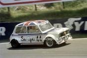 78087 - Paul Gulson, Mini - Amaroo Park 1978 - Photographer Lance J Ruting