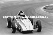 Wayne Edwards - Wirra Vee   -  Formula Vee Oran Park 1977