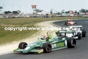 N. Piquet  -  Ralt RT4 - Calder Park AGP 1981 - 2nd Place