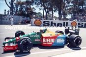 Nannani - Benatton  -   AGP - Adelaide 1989