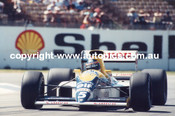 T. Boutsen - Williams  -   AGP - Adelaide 1989