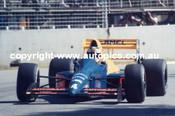 M. Alboreto - Tyrrell  -   AGP - Adelaide 1989