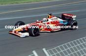 Alessandro Zanardi  -  Williams - Melbourne AGP 1999