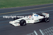 Johnny Herbert  -  Stewart - Melbourne AGP 1999