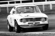 Kevin Bartlett  -  Alfa Romeo GTA  Warwick Farm  1967